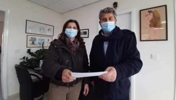 Ο Δήμος Γερίου στηρίζει τα οργανωμένα του σύνολα
