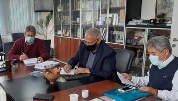 Υπογράφηκαν τα συμβόλαια για το πάρκο για AμεΑ παιδιά