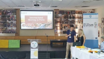 Με μεγάλη επιτυχία ολοκληρώθηκε το δεύτερο συνέδριο του Ευρωπαϊκού προγράμματος EUISM