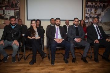 Τελετή ανάληψης καθηκόντων Δημάρχου και Δημοτικού Συμβουλίου 2017-21