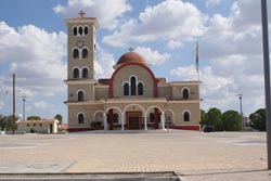 The Church of Ayios Charalambos