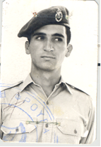 Costakis Loizou who lost his life while doing his service in the National Guard